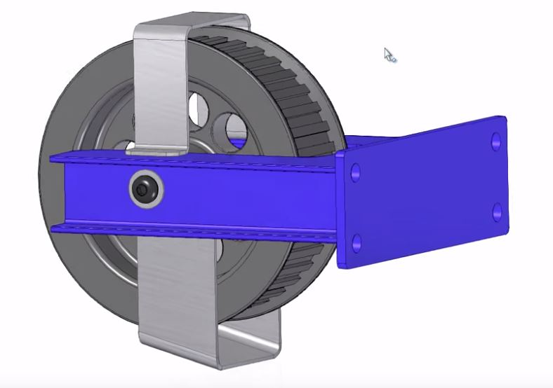 Solid Edge | Video Assembly modeling in Solid Edge: One shot multi part editing