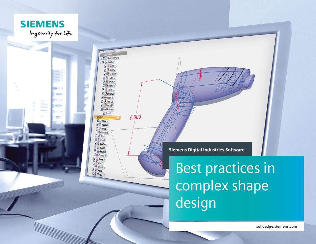 Best Practises Complex Shape