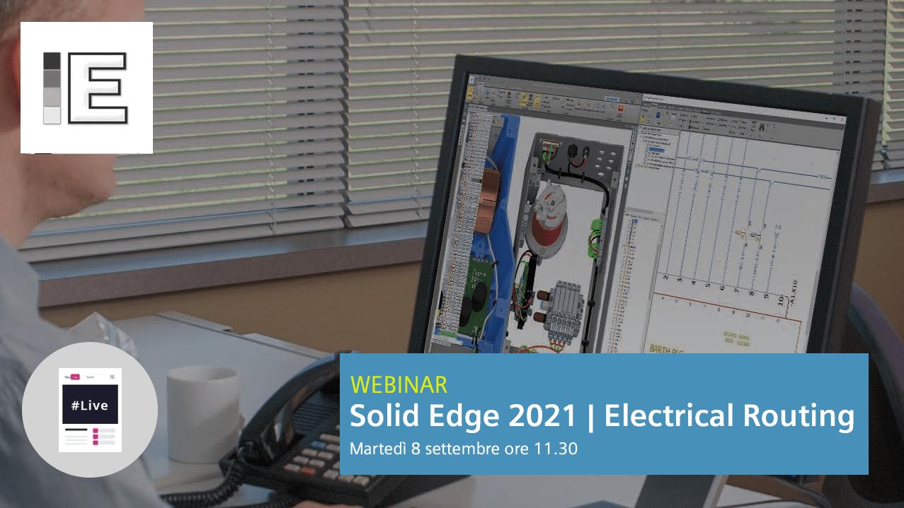 Webinar SolidEdge 2021