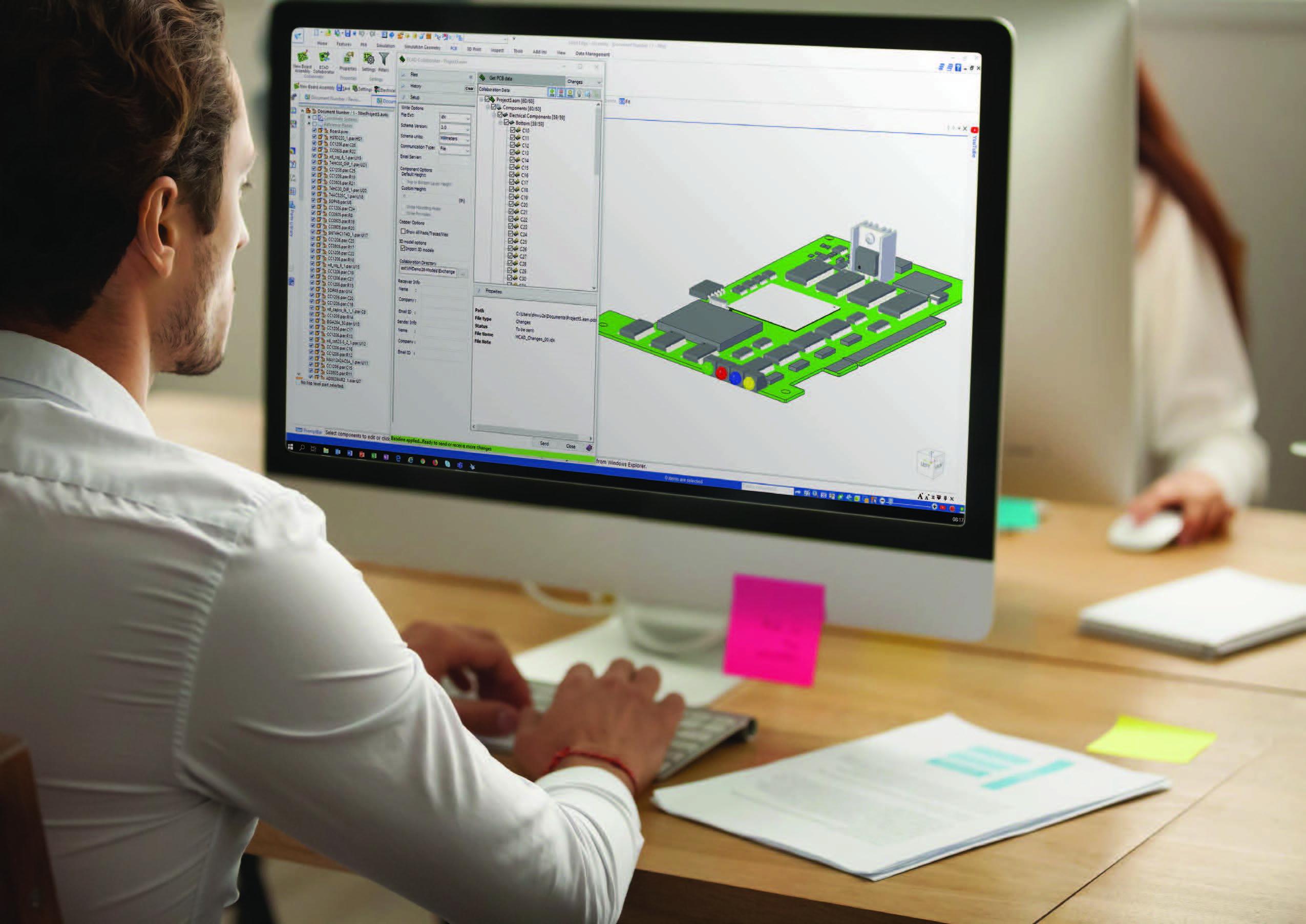 BROCHURE | Solid Edge PCB Collaboration 2021