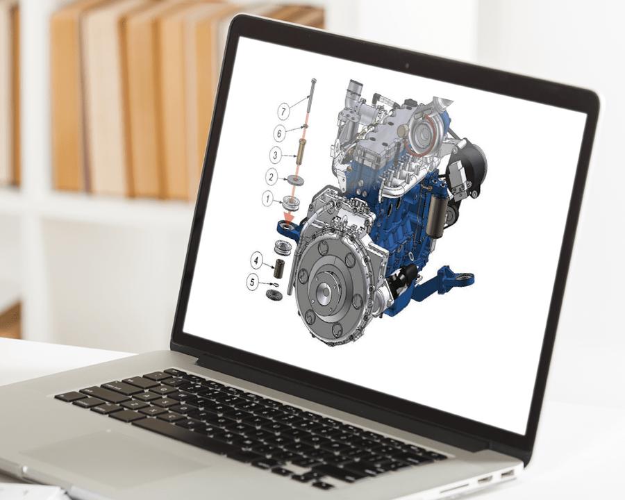 Vorresti creare illustrazioni efficaci e documenti tecnici interattivi in modo semplice e veloce?