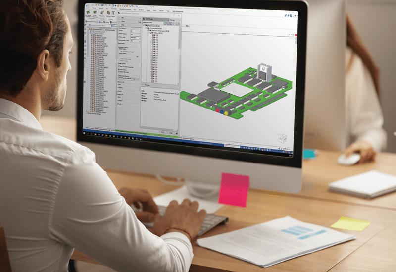 link BROCHURE Solid Edge PCB Collaboration 2021 [ita]