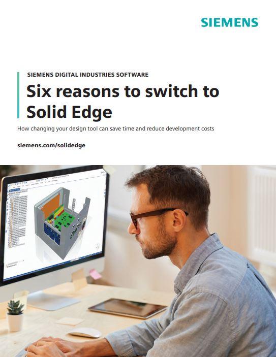 EBOOK   6 motivi per passare a Solid Edge