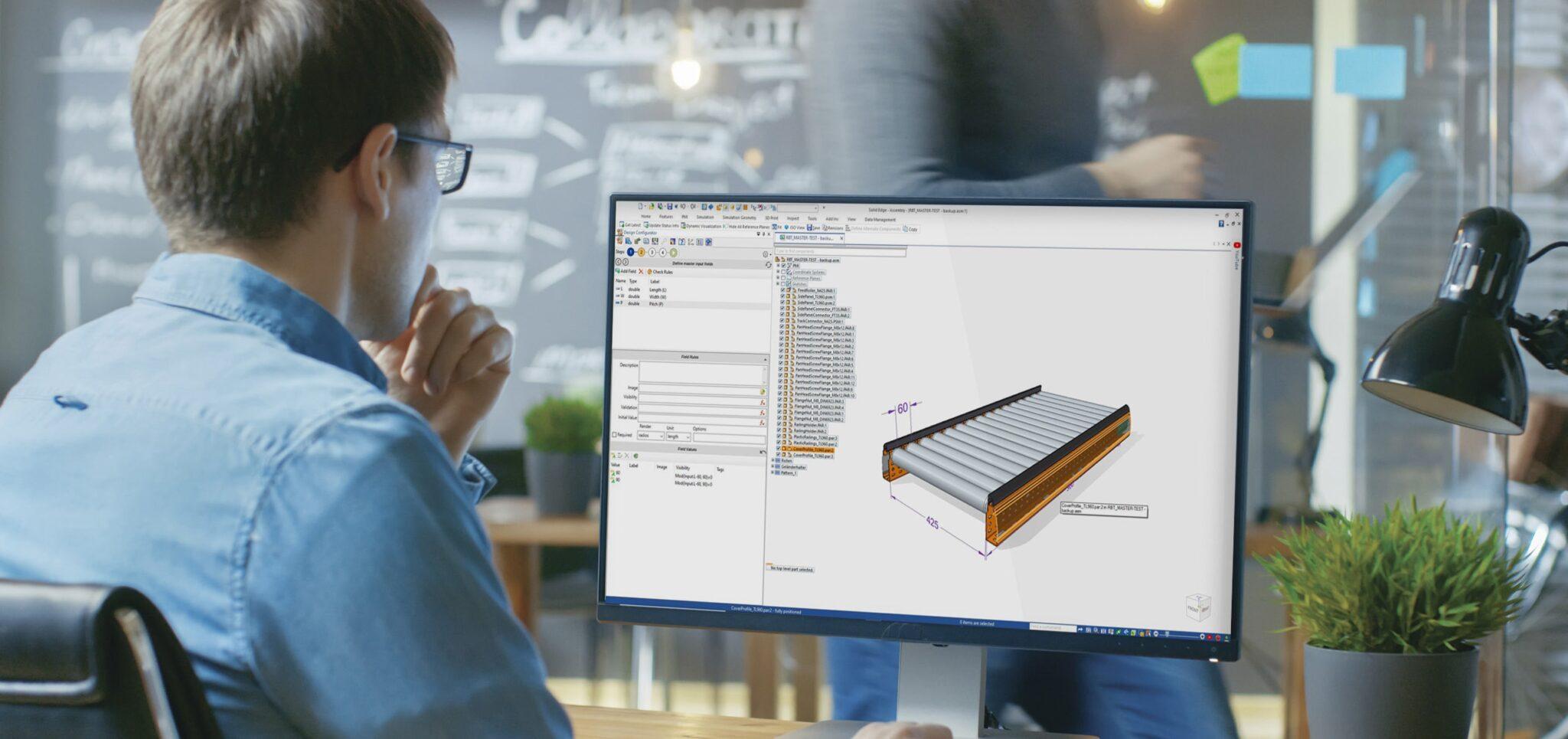 BROCHURE   Solid Edge Design Configurator