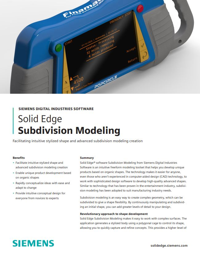 subdivision modeling